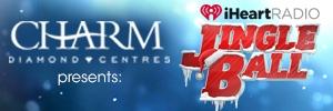 iHeartRadio Jingle Ball contest button