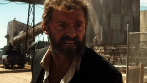Set in the future after the loss of the X-Men, the film sees Hugh Jackman return for the third time as Wolverine, also known as Logan, while Patrick Stewart reprises his role as Professor Charles Xavier.