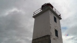 CTV Atlantic: Effort to save moved lighthouse