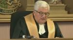 Chief Justice Ernest Drapeau