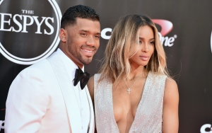 In this July 13, 2016, file photo, NFL football player Russell Wilson, of the Seattle Seahawks, left, and Ciara arrive at the ESPY Awards at the Microsoft Theater in Los Angeles. (Photo by Jordan Strauss/Invision/AP, File)