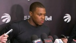 Toronto Raptors speak ahead of season opener
