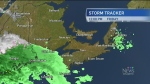 CTV Atlantic: Wet, windy weather in the Maritimes