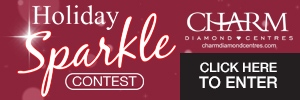 Holiday Sparkle Contest button