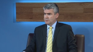 Nova Scotia Premier Stephen McNeil joins CTV News for an exclusive one-on-one interview on Monday, Dec. 5, 2016.
