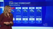 CTV Atlantic: Kelly Linehan's forecast for Dec. 10
