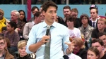 Extended: Trudeau answers questions on oilsands