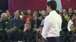 CTV Atlantic: PM faces tough questions in N.B.