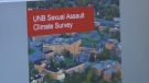 Over 2,100 students took part in the voluntary sexual assault survey conducted by the University of New Brunswick