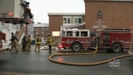 CTV Atlantic: Crews respond to fire at Halifax Sal