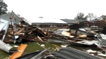 Severe weather system tears through Georgia, killi