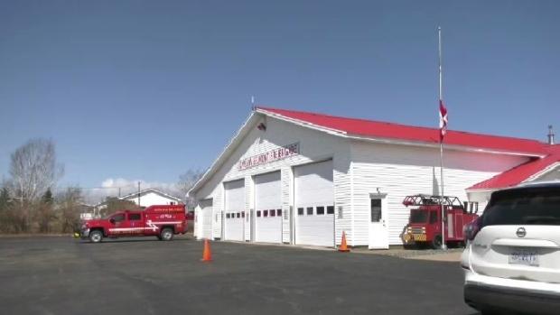 Onslow Belmont Fire Hall