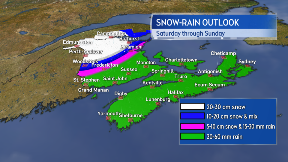 snow-rain outlook