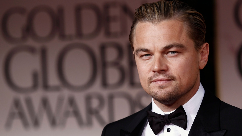 Will Golden Globe nominee Leonardo DiCaprio accept the offer of a three-day VIP getaway to Cape Breton Island?