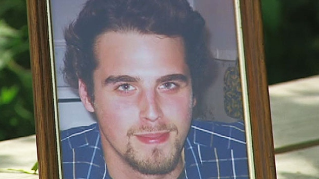 Ben Hare was found dead outside an apartment building on Lyman Street in Truro, N.S. on Jul. 8, 2010.