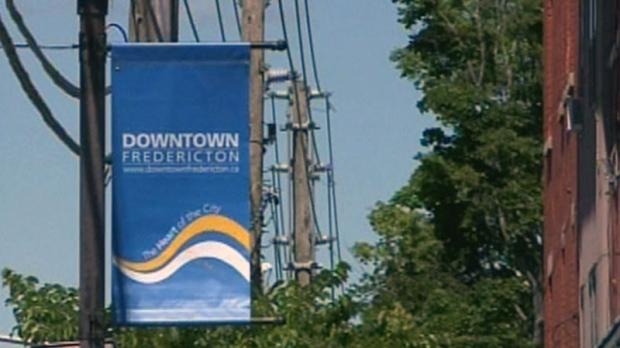 Fredericton flag