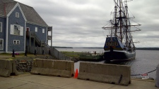 Pictou Harbour crash