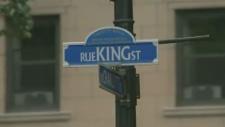 King Street, Saint John stabbings