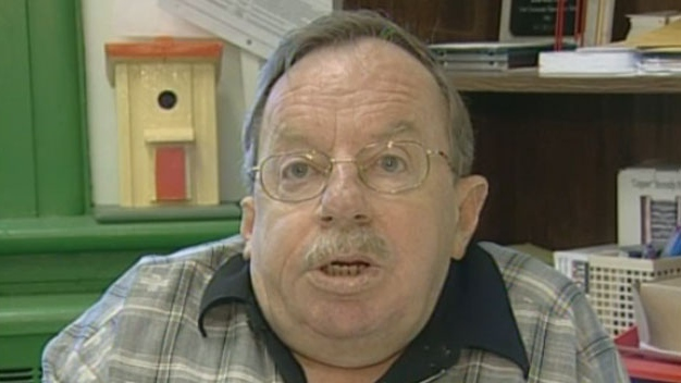 Earl Flynn, known to many as the spiritual godfather of Cape Breton's disabled community, passed away Thursday at the age of 63.
