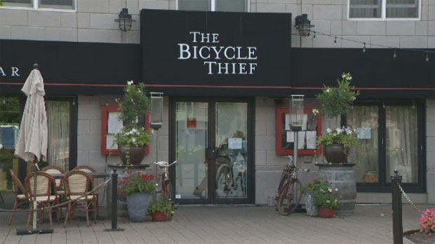 Owners of The Bicycle Thief and Ristorante a Mano say the restaurants will re-open tomorrow.