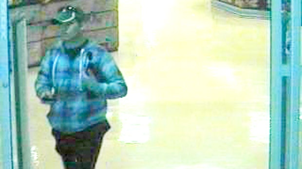 Police are looking for this man after he allegedly lured a little boy into a bathroom at a Halifax grocery store on Sept. 5.