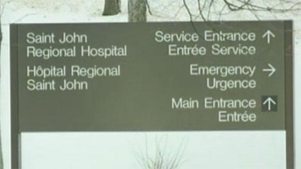 Saint John Regional Hospital